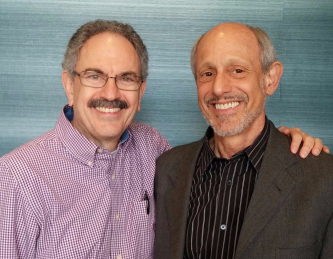 Jeffrey D. Miller and Ted Simon